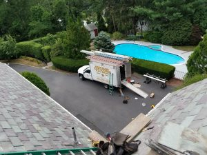 rhode island slate roofing truck