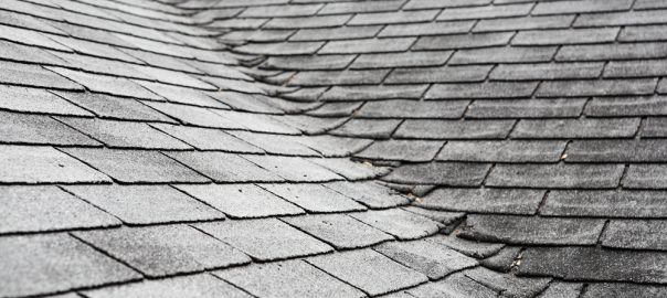 Decaying Asphalt Shingle Roof