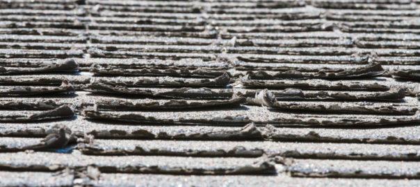 Asphalt Roofing Loosing Granules