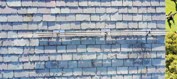 Slate Roofing Shingles at RISD